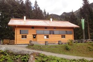 DAV Fritz-Putz-Hütte
